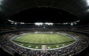 Estadio Jalisco, con poca asistencia de aficionados rojinegros en el Clausura 2015