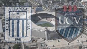 Alianza Lima será local ante la César Vallejo en el Estadio Nacional