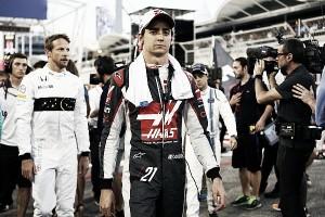 """Esteban Gutierrez: """"La primera curva de China es diferente a cualquier otra curva"""""""