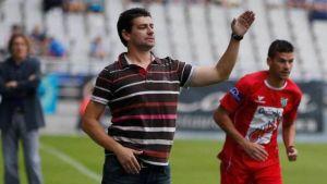 """Fernando Estévez: """"El Guijuelo demostró ser un equipo valiente"""""""