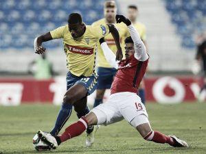 Un buen Braga vence en Amoreira a un Estoril sin ideas