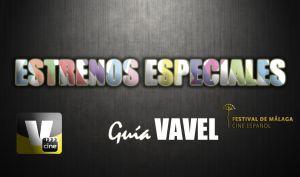 Festival de Málaga 2015: Estrenos Especiales