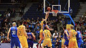 El Iberostar Tenerife asalta el Palacio a base de triples