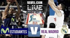Movistar Estudiantes vs Real Madrid en Liga Endesa 2016
