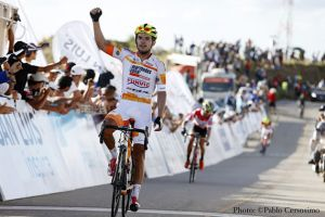 Tour de San Luis, sesta tappa: Kleber da Silva trionfa in quota, Diaz conquista la generale