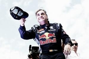 Dakar 2016: Peterhansel gana, Sainz vuela