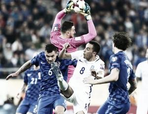 Play-Off Mondiali: la Grecia non ci mette la giusta cattiveria, 0-0 e qualificazione per la Croazia