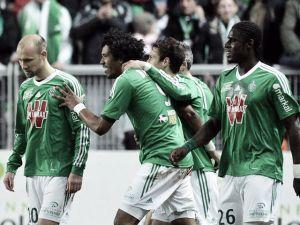 Importante victoria del Saint-Étienne ante un Caen desconocido