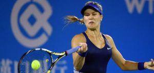 Kvitova y Bouchard continúan en Wuhan