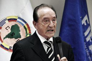 Figueredo, nuevo vicepresidente de FIFA