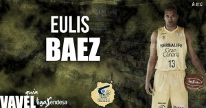 Herbalife Gran Canaria 2016-17: Eulis Báez, fiel amarillo