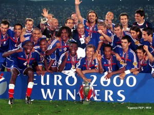 Euro 2000: Goles 'de oro' para un agónico triunfo 'bleu'