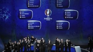 Euro 2016, il calendario della fase a gironi