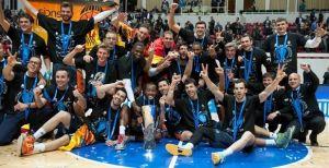 El Valencia Basket gana el Premio al Mérito Deportivo Ciudad de Valencia 2014