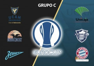 El UCAM Murcia ya conoce sus rivales de la Eurocup