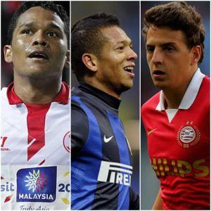 Colombianos con participación en la Europa League