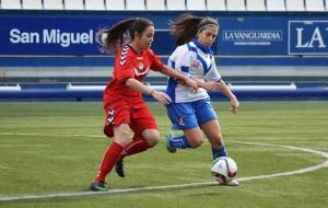 Segunda División Femenina: el Europa puede con el Seagull