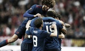 Europa League, trionfo United: Pogba e Mkhitaryan stendono l'Ajax (0-2)