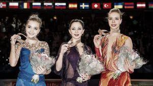 Europei pattinaggio: en plein russo! Oro alla Tuktamysheva. Bene la Rodeghiero, ottava