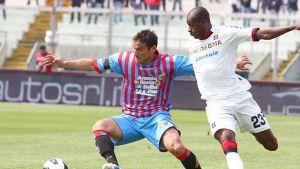 Diretta Cagliari - Catania, live della partita di Serie A