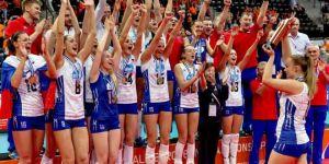 Bilancio degli Europei di volley femminile 2015