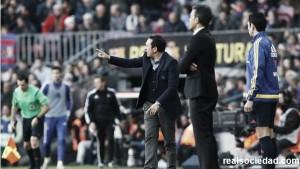 """Eusebio Sacristán: """"Estoy contento con el trabajo del equipo"""""""