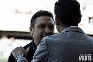 """Eusebio Sacristán: """"Estoy contento porque el club me ha ofrecido la renovación"""""""