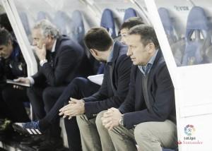 """Eusebio: """"Hoy se enfrentaban dos propuestas diferentes en la que no hemos podido ganar"""""""