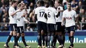 El Tottenham asalta Goodison Park
