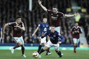 Everton - West Ham United: una dura primera ronda