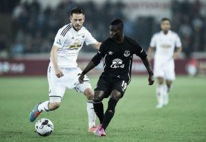 Everton - Swansea City: revancha con tintes europeos