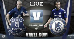 Everton vs Chelsea en vivo y en directo online