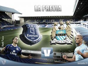 Everton - Manchester City: no entrar en problemas frente a confirmar aspiraciones
