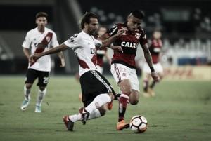 Flamengo fica no empate com River Plate na estreia da Libertadores