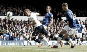 Everton 0-1 Tottenham Hotspur: Kane scores as Spurs secure fifth