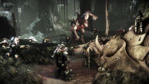 Primer tráiler y gameplay de Evolve