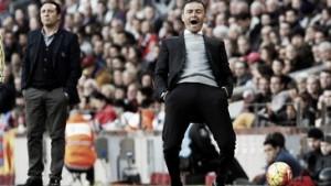 Luis Enrique - Eusebio: duelo de entrenadores