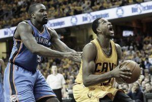 Kendrick Perkins, nuevo jugador de Cleveland Cavaliers