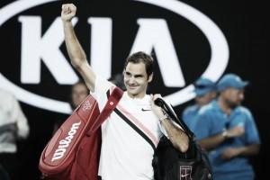 """Roger Federer: """"Passar à final assim é agridoce"""""""