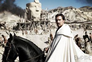 Primer vistazo a Christian Bale como Moisés en 'Exodus'