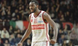 Basket, Serie A - Eyenga e Melvin Johnson mettono al tappeto una Caserta troppo molle