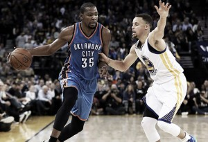 How Kevin Durant to the Golden State Warriors affects the entire NBA
