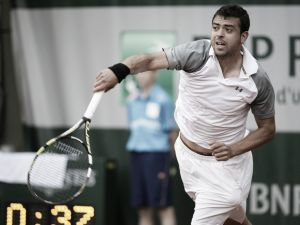 Íñigo Cervantes salva la jornada en la previa de Roland Garros