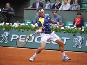Ferrer vence fácilmente a Bolelli