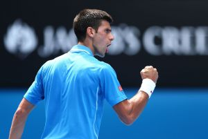 Novak Djokovic da comienzo a la reconquista