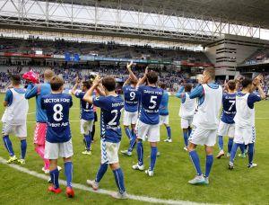 Real Oviedo - CD Lugo: puntuaciones del Real Oviedo, jornada 1