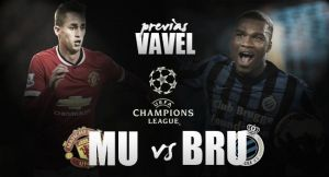 Manchester United - Club Brujas: los fallos no están permitidos