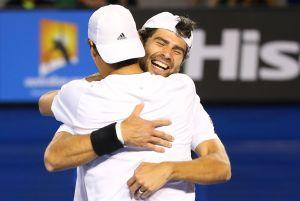 Australian Open: doppio storico, titolo a Bolelli - Fognini