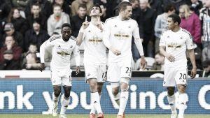 Festival del gol al St. James' Park: finisce 3-2 per gli Swans
