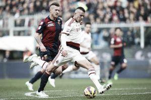 Milan- Napoli: match cruciale per i rossoneri